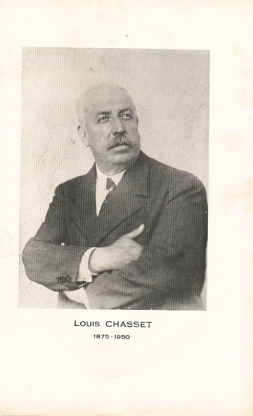 Louis Chasset
